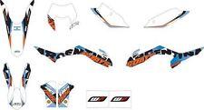 KTM  STICKERS KIT GRAFICHE SIX DAYS ARGENTINA  EXC 14-15