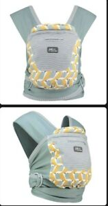 Close Caboo Newborn Baby Carrier Limited Print Edition RRP £70 Boxed + Manual
