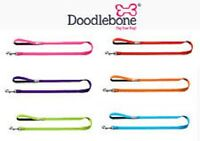 Doodlebone Nylon Dog leads with padded handle.