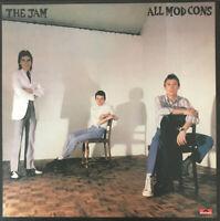 The Jam - All Mod Cons - 180 Gram Vinyl LP - New & Sealed