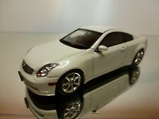 EBBRO NISSAN SKYLINE GT - WHITE PEARL 1:43 - EXCELLENT CONDITION - 15
