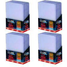 100 Ultra Pro Regular Toploader - Card Protection - Top Loader -  OVP