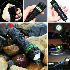 Waterproof 6000LM 3 Modes Zoomable XML Q5 LED Flashlight 18650/AAA Torch Lamp