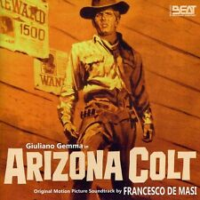 Francesco de Masi - Arizona Colt [New CD] Italy - Import