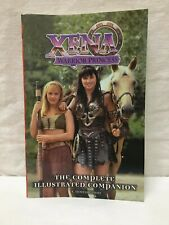 Xena Warrior Princess - Complete Illustrated Companion by K Stoddard Hayes - New