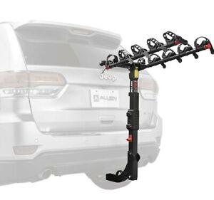 Allen Sports 555QR Hitch Mount 5 Bike Rack Carrier
