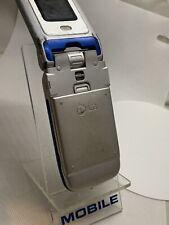 LG U890 - Silver Blue (Unlocked) Mobile Phone .
