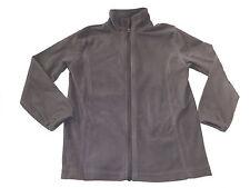 NEU Kiki & Koko tolle leichte Fleece Jacke Gr. 122 grau !!