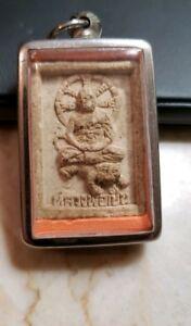THAI BUDDHIST TEMPLE AMULET
