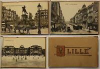 12 Ansichten von Lille um 1920 Frankreich Geografie Ortskunde Geographie sf