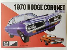 MPC869 - '70 Dodge Coronet Super Bee 1/25 Scale Plastic Model Kit