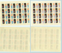 Russia USSR 1962 SC 2578 MNH imperf Full Sheet of 20 . rtb1633