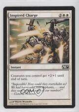 2010 Magic: The Gathering - Core Set: 2011 #19 Inspired Charge Magic Card 3g6