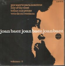 JOAN BAEZ EP Spain 1965 There but for fortune +3