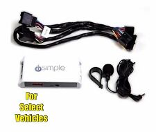 Car Stereo Bluetooth Hands-Free Calling Kit w/ A2DP & AVRCP Support for some GM