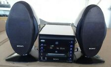Sony HCD-C5 MiniDisc Recorder CD AM/FM HiFi Stereo System