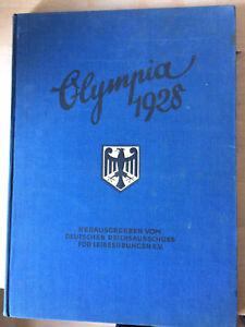 Die Olympischen Spiele 1928 in Amsterdam