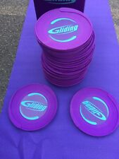 28 X Carpet Gliding Pro Disc Sliding Exercise System Excl. Gym,Aerobics, Sports