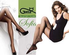 GATTA SOFIA Filanca Strumpfhose 20 DEN Halbmatt verschiedene Farben S M L XL XXL