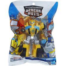 """Transformers Rescue Bots Bumblebee Playskool Heroes 3.5"""" Figure"""