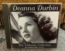 Deanna Durbin - The Ultimate Collection - 24 Greatest Hits