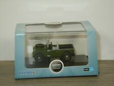 Land Rover 88 Open Top - Oxford 1:76 in Box *44798