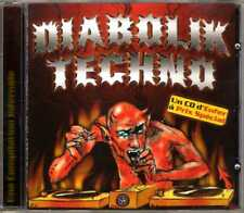 Compilation - Diabolik Techno Vol. 1 - CD - 2002 - Techno Trance Hard House