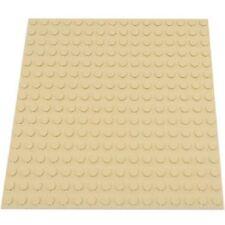 LEGO Bulk Plate TAN 16x16 (x1) Disney Friends Modular Ninjago Minecraft Olivia