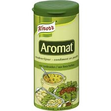 Knorr Aromat Seasoning Garden Herbs – 3oz-88g– All Purpose for Table or Kitchen