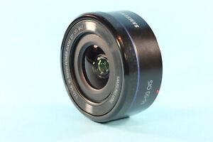 Samsung NX 16-50 mm F/3.5-5.6 OIS ED Objektiv