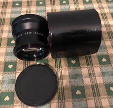 Itorex Semi Fisheye Lens Convertor. Vintage