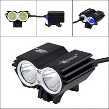 Bycicle MTB LED Light Bicycle Lamp Headlight Bike Night Cycling Headlamp Light K