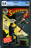 SUPERMAN #230 (D.C. COMICS 10/1970) CURT SWAN ART, COVER CGC 5 VG/FN WP Only 1