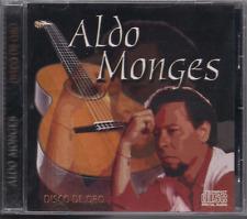 RARE cd balada ALDO MONGES brindo por tu cumpleaños HOY HE LEIDO TU CARTA 20hits