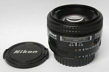 Nikon AF Nikkor 1,4 / 50  mm Objektiv gebraucht