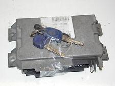 FIAT PUNTO TYPE 176 93-99 1.1 SPI ENGINE CONTROL UNIT ECU IAW 16F.EB WITH 2 KEYS