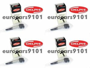 Mini Cooper R57 Set of (4) Delphi Ignition Coils GN10572-12B1 12137575010