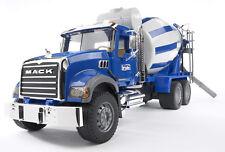 Bruder 2814 Mack Granite Cement Mixer