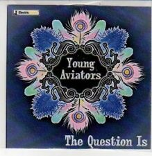 (DC24) Young Aviators, The Question Is - DJ CD