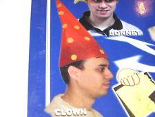 Clown Hat Tear Magic Trick - Birthday Parties & Kid Shows, Stage, Funny MC Bits