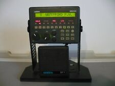 Vintage Uniden Mr8100 100 Channel Analog Police Scanner-With Stand