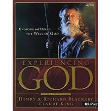 Experiencing God: Knowing and Doing the Will of God (Workbook) by Henry Blackaby