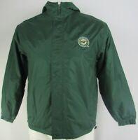 Minnesota Wild NHL Dunbrooke Men's Green Full-Zip Jacket