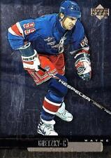 1999-00 Upper Deck Gold Reserve #86 Wayne Gretzky