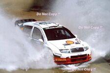 Colin McRae Skoda Fabia WRC Rally Australia 2005 Photograph 3