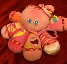 Bruin by Toys R Us Pink Sensory Octopus Activity Toy