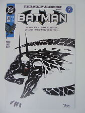 1x Comic - Batman Nr. 30 - DC - Time warp - Z. 0-1/1