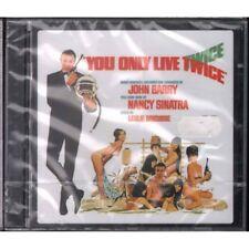 John Barry CD 007 You Only Live Twice OST Soundtrack Sigillato 0724354141829