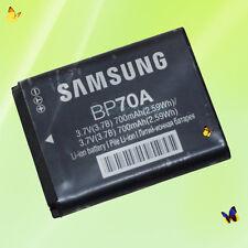 *NEW* Genuine Samsung BP70A Digital Camera Battery