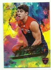 2017 Footy Stars MELBOURNE CHRISTIAN PETRACCA Parallel Holo Foil HF97 FREE POST